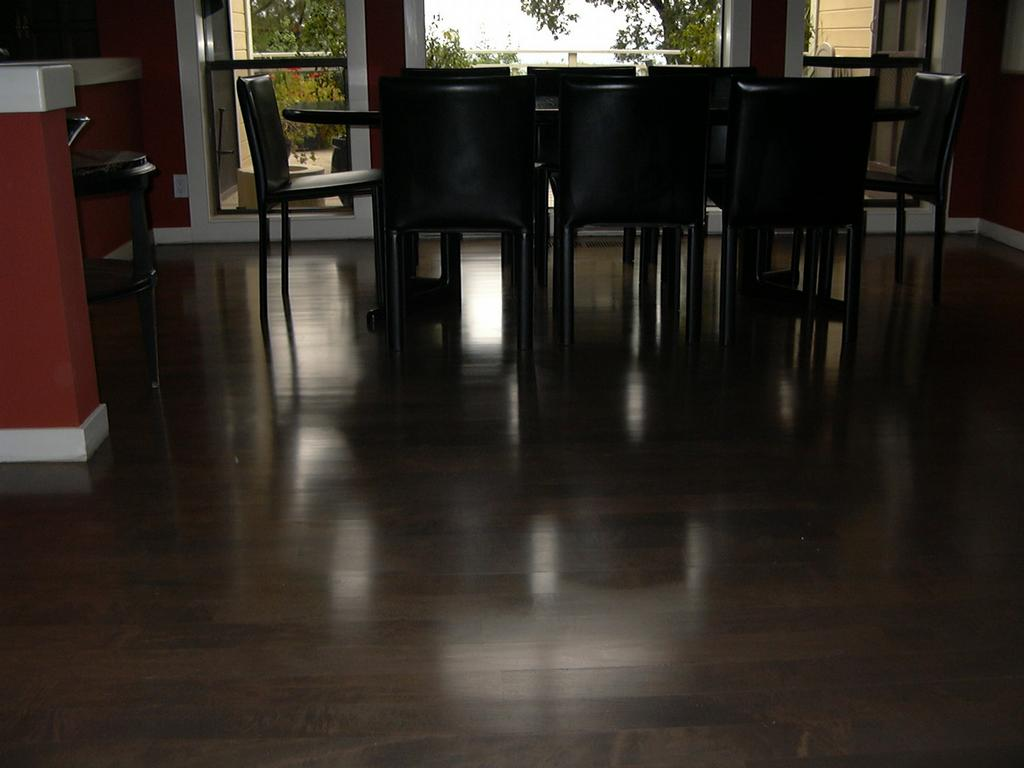 Dark Hardwood Flooring What You Need To Know Sawyer And Southern